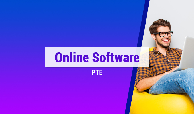 Course Image Online PTE Software